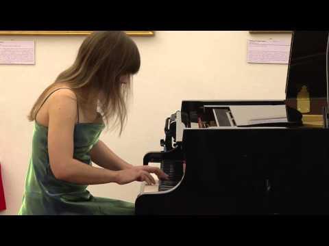 Anna Fedorova - D. Scarlatti, sonata in re minore K213 - Sonata in mi magg. K 20 - Ass Mozart Italia