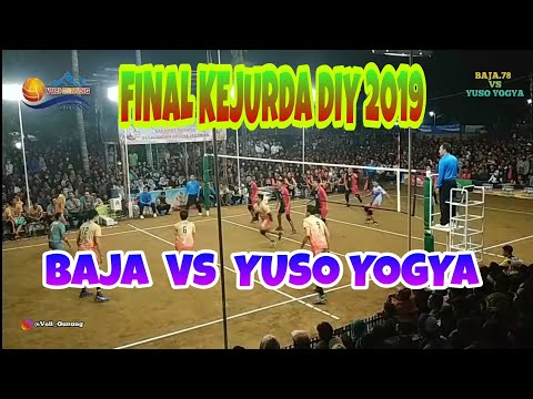 Live Streaming Voli Gunung FINAL KEJURDA DIY- BAJA78  VS  YUSO YOGYA