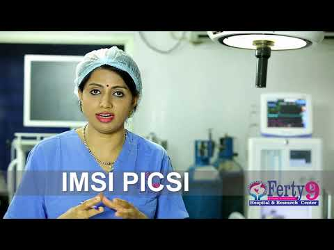 Intracytoplasmic Morphological Sperm Injection (IMSI) 1
