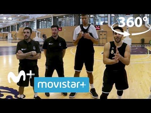 Real Madrid Baloncesto 360º