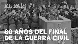 FIN DE LA GUERRA CIVIL: Ángel Viñas analiza la VICTORIA DE FRANCO