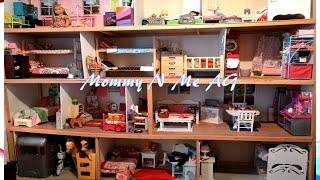 Huge American Girl Doll House Tour!! ~ 2014 ~ Mommyn Meag