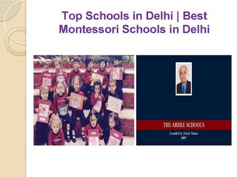 Best Schools in Delhi | Top School in Delhi | THE ARDEE SCHOOL