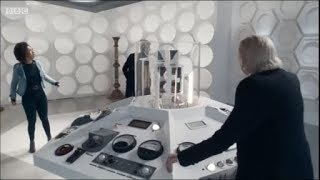 Doctor Who - Twice Upon a Time - The Twelfth Doctor Enters the First Doctor's TARDIS