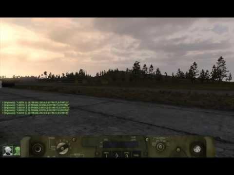 ARMA2 - virtual racks - ACE SINCGARS for A2TS3