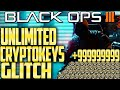 *NEW* BO3 Insane Cryptokey GLITCH! Black Ops 3 FREE Supply Drops! Free Dlc Weapons! AUGUST 2018