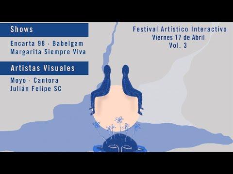 festival-festejiendo-vol.-3---en-vivo---viernes-17-de-abril-de-2020