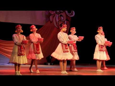 U News. Отчетный концерт Центра искусств, г. Салават
