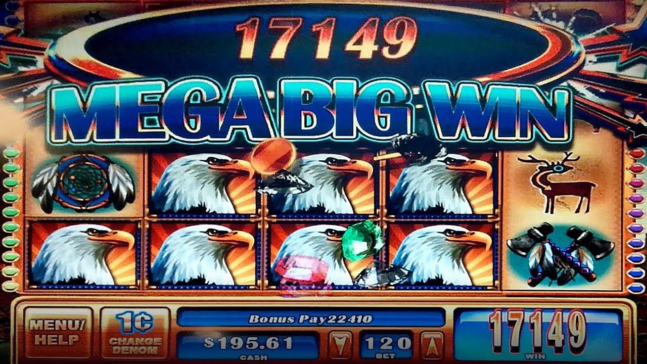 Great eagle slot machine big win online gaming modern warfare 2
