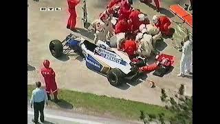 Ayrton Senna Crash - 1994 Imola Grand Prix