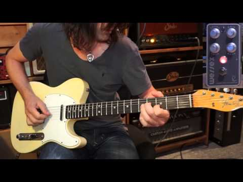Bogner Wessex Overdrive, demo by Pete Thorn