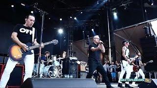 """BAD RELIGION - """"Recipe for hate"""" live @AMNESIA ROCKFEST 2015"""