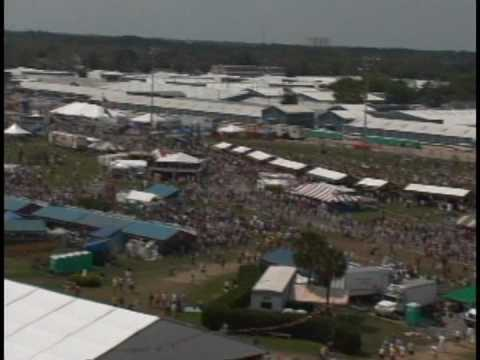 New Orleans Jazz & Heritage Festival music video - music by the Rebirth Brass Band