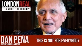 This is NOT for Everybody  - Dan Pena | London Real