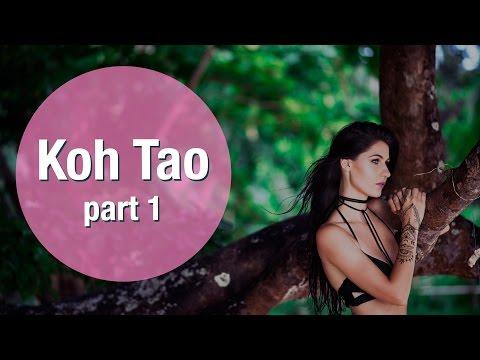 Thailand 🌴 Koh Tao 💗 Часть 1| FreshMania Travel