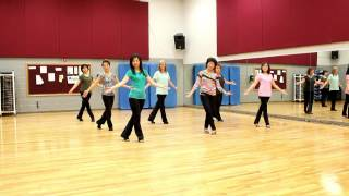 Hard To Forget - Line Dance (Dance & Teach in English & 中文)