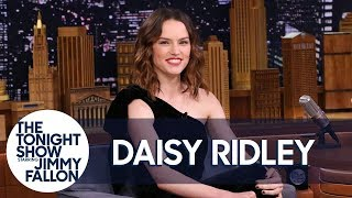 Daisy Ridley Bartended a Star Wars Wrap Party thumbnail