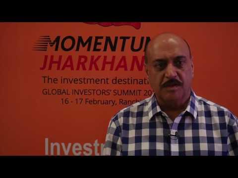 Sudhir Dhingra, CMD, Orient Craft Ltd talks about Jharkhand Textile Policy 2016