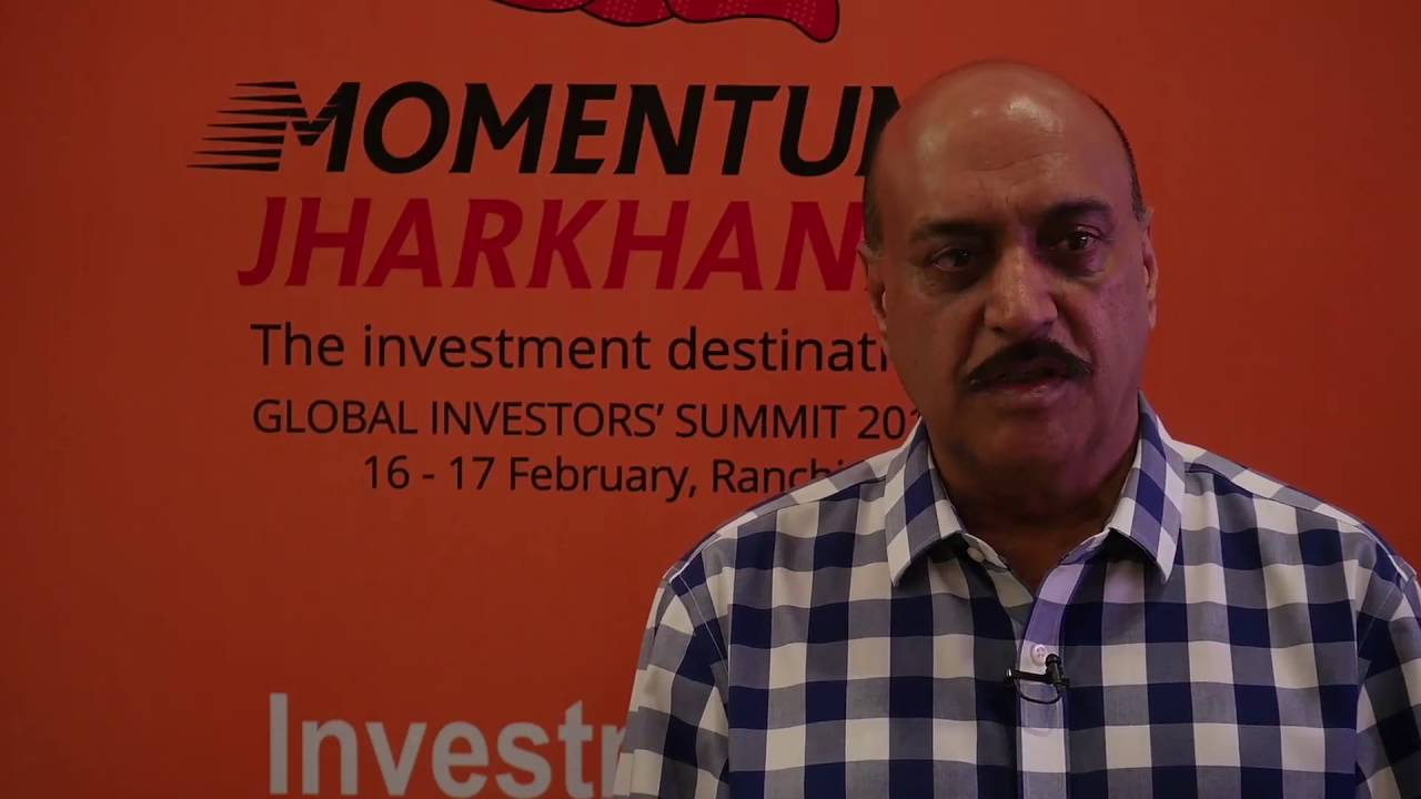Sudhir Dhingra, CMD, Orient Craft Ltd talks about Jharkhand Textile Policy  2016