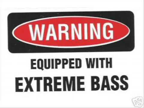 woofer cooker - big bass!!!