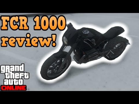 GTA online guides - FCR 1000 custom review