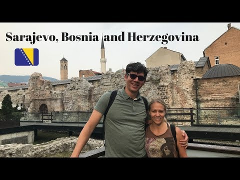 Sarajevo, Bosnia is THE most Unique city in Europe
