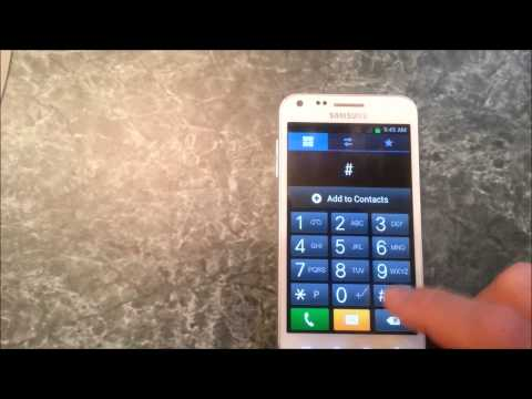 How to get your MSL or SPC from a Sprint Galaxy S2