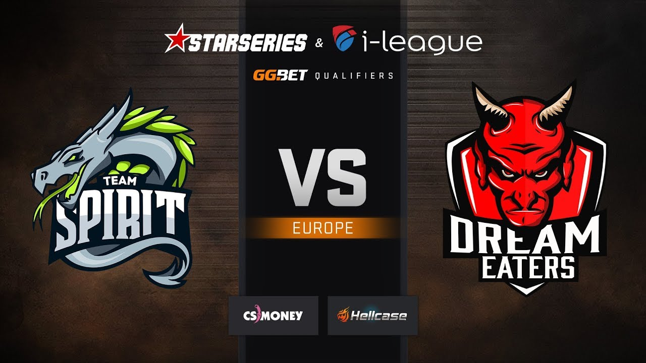 [EN] Spirit vs DreamEaters, map 1 cache, StarSeries & i-League S7 GG.Bet EU Qualifier