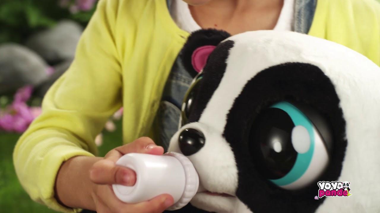 Yoyo Panda 15 English Audioguide Ingles