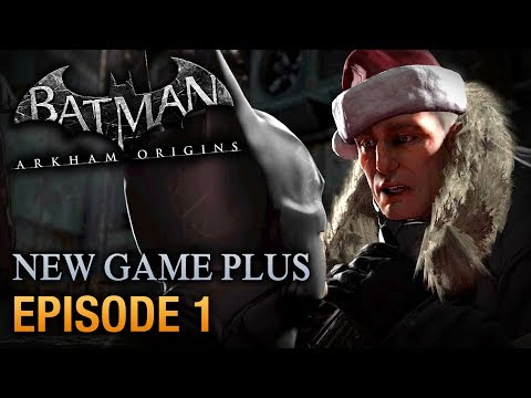 Batman: Arkham Origins - Walkthrough - Episode 1: The Arms Deal [PC 1080p]