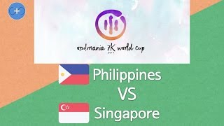 Video osu!mania 7K World Cup 2017 Group Stage - Group D - Philippines vs Singapore download MP3, 3GP, MP4, WEBM, AVI, FLV Desember 2017