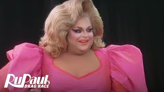 The Pit Stop: Ginger Minj on Her Favorite Moment from the Season | RuPaul's Drag Race Season 10
