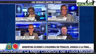 Argentina a Final Copa América vs Brasil es AHORA o NUNCA para Leo Messi Colombia PEGA- Jorge Ramos
