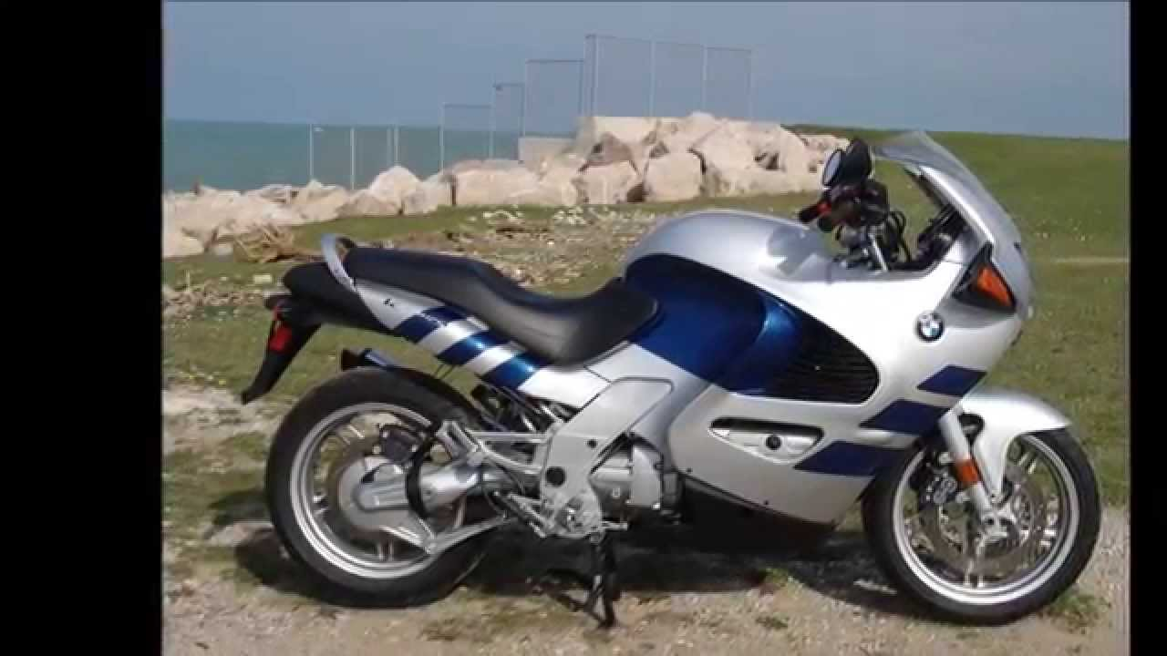 2000 Bmw K1200rs Youtube