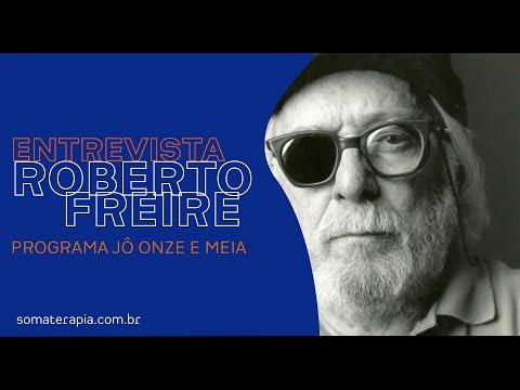 """Arquivos da Soma: Roberto Freire no """"Jô onze e meia"""""""