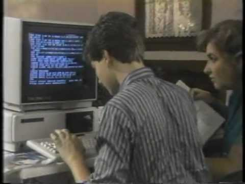 Family Computing Magazine Commercial 1982