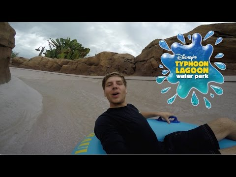 Typhoon Lagoon Re-Opened and has a NEW Waterslide at Walt Disney World!