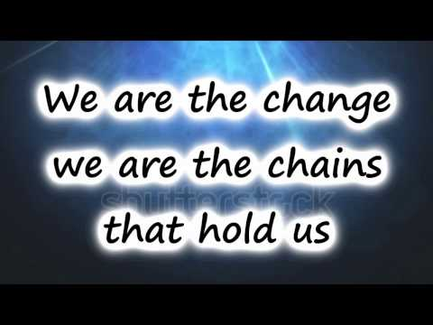 We Are~Thousand Foot Krutch