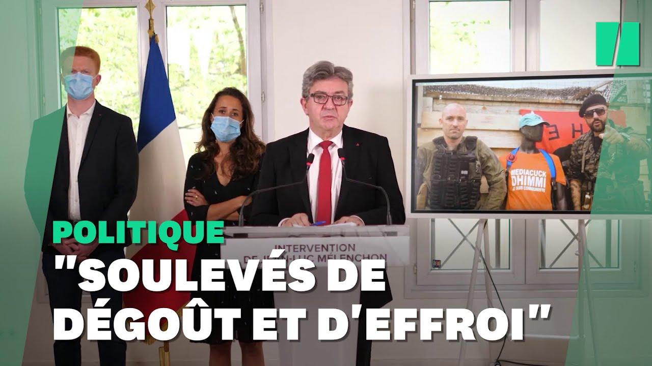 Download Jean-Luc Mélenchon annonce une plainte contre Papacito, youtubeur d'extrême droite