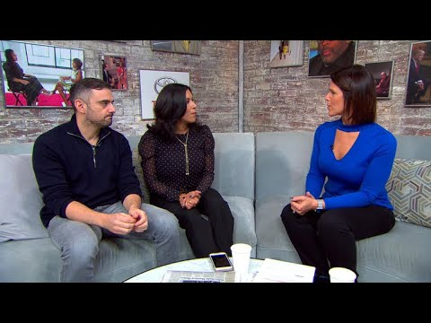"""Gary Vee and Tanya Ramos discuss 10th anniversary of """"Pencils of Promise"""""""
