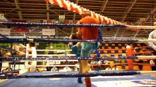 R4 - Antero Hynynen vs. Yuri Enriko - IFMA EC 2011 semifinal -67 kg