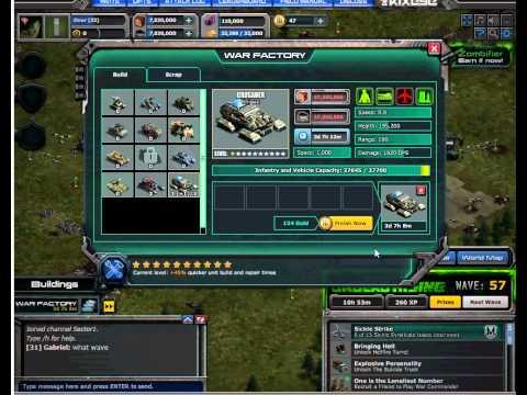 War Commander Operation:Undead Rising New Tanks Crusader