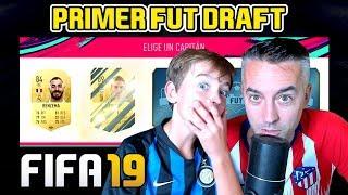 MI PRIMER FUT DRAFT EN FIFA 19