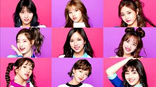 TWICE - LUV ME (BACKING VOCALS)