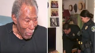 A 92 Year Old Man Reports a Robbery and the Police Make a Discovery That They Cannot Ignore