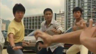 Джеки Чан  боевые сцены из фильма Сердце дракона