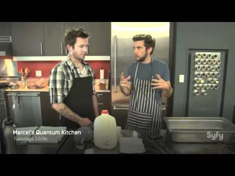"""Download Episode 1.03 Marcel's Quantum Kitchen - """"All Revved Up"""""""