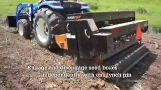 Woods Equipment Food Plot Seeder