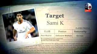 Sami Khedira - AFC Secret Transfer File.