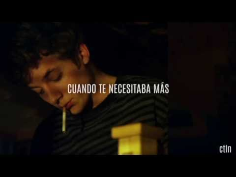 I needed you; Blackbear — sub español